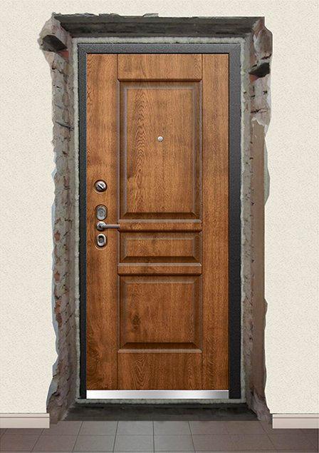 Дверь без откосов