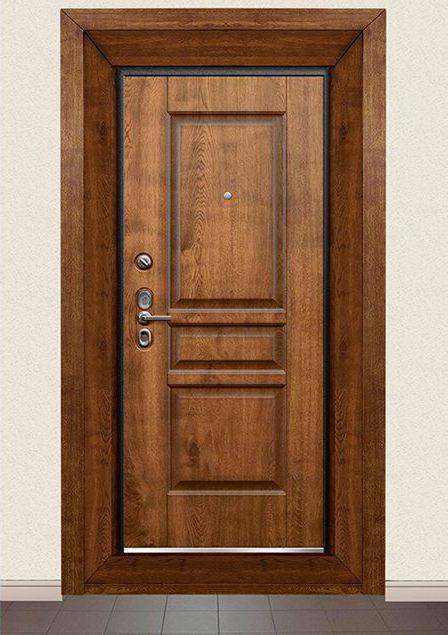 Дверь с откосами