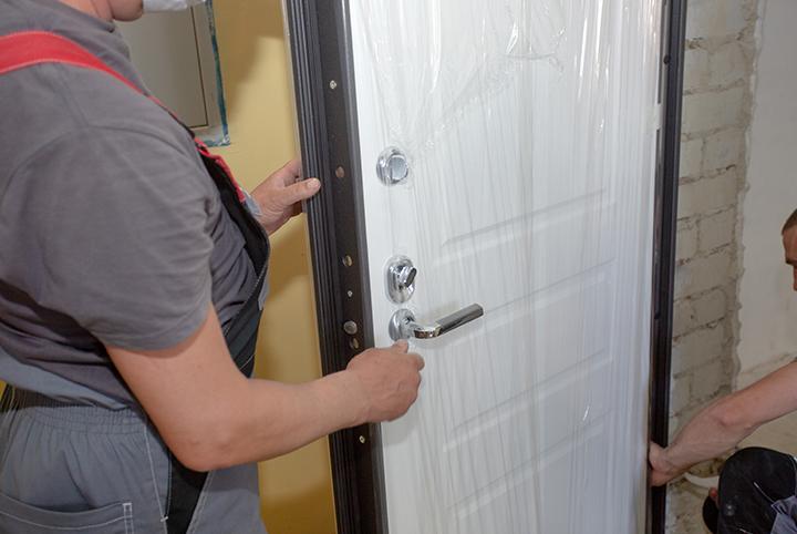 Защита входной двери Torex пищевой пленкой