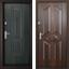 В коллекцию защитно-декоративных MDF панелей дверей серии Ultra-M вошли самые распространенные рисунки и цвета