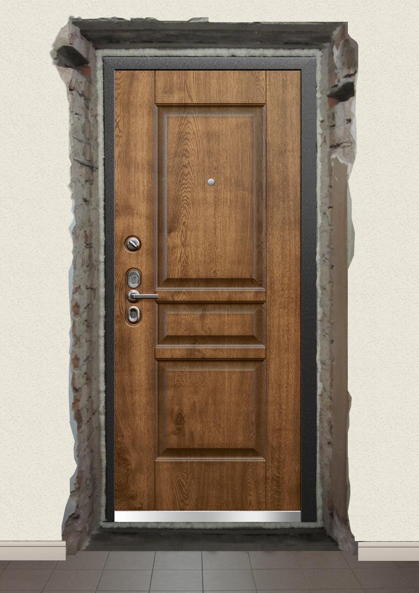 Внутренняя отделка входной двери: какой материал выбрать