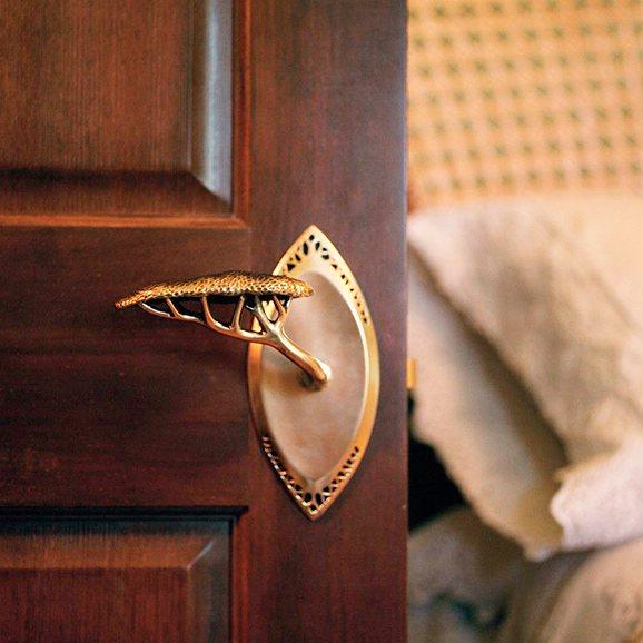 Дверная ручка для межкомнатной двери
