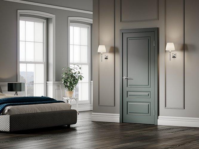 Распашные двери Bafa