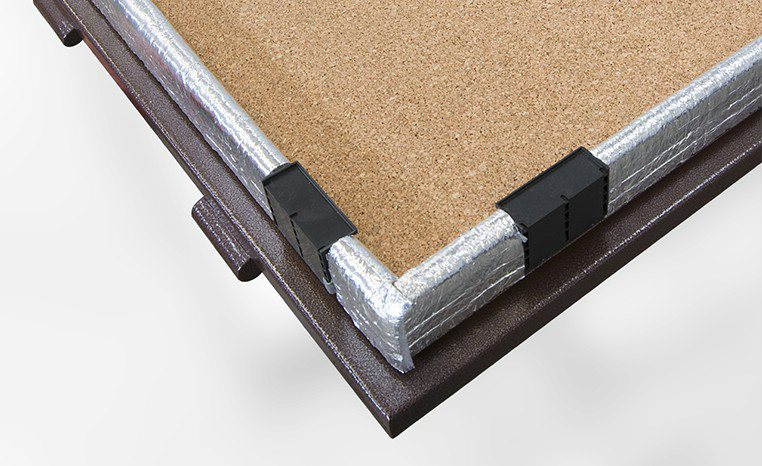 Теплоизолирующий материал - Пробка