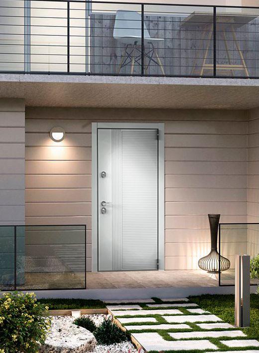 Входная дверь для дома Snegir 45