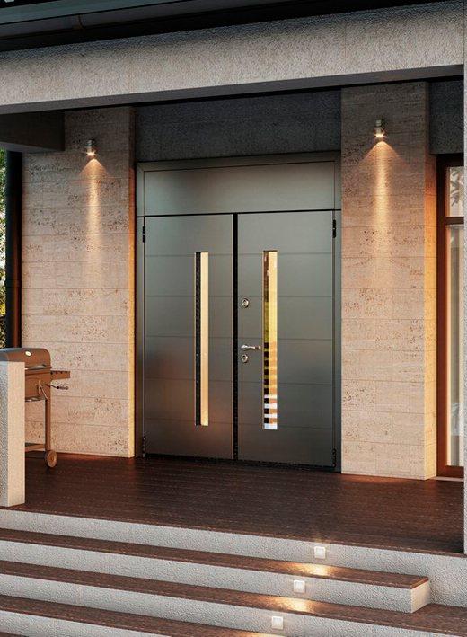 Входная дверь для дома Snegir Home