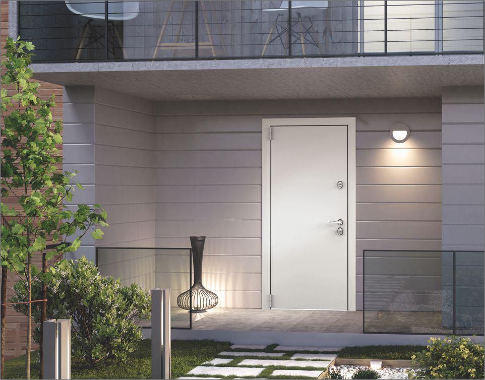 Входная дверь для дома Snegir 55