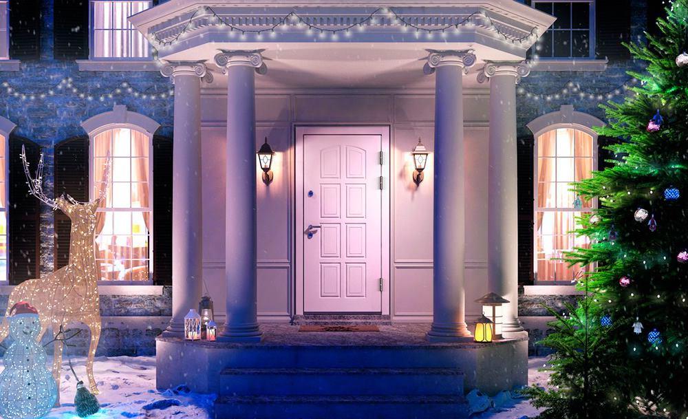 Входная дверь для дома Snegir 60